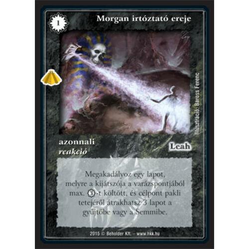 Morgan irtóztató ereje