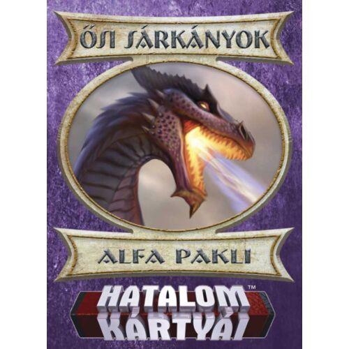 Alfa Pakli - Ősi Sárkányok display